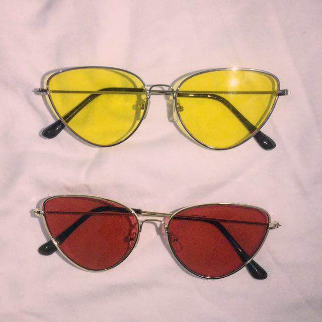 SUNNIES Kacamata Sunglasses Vintage