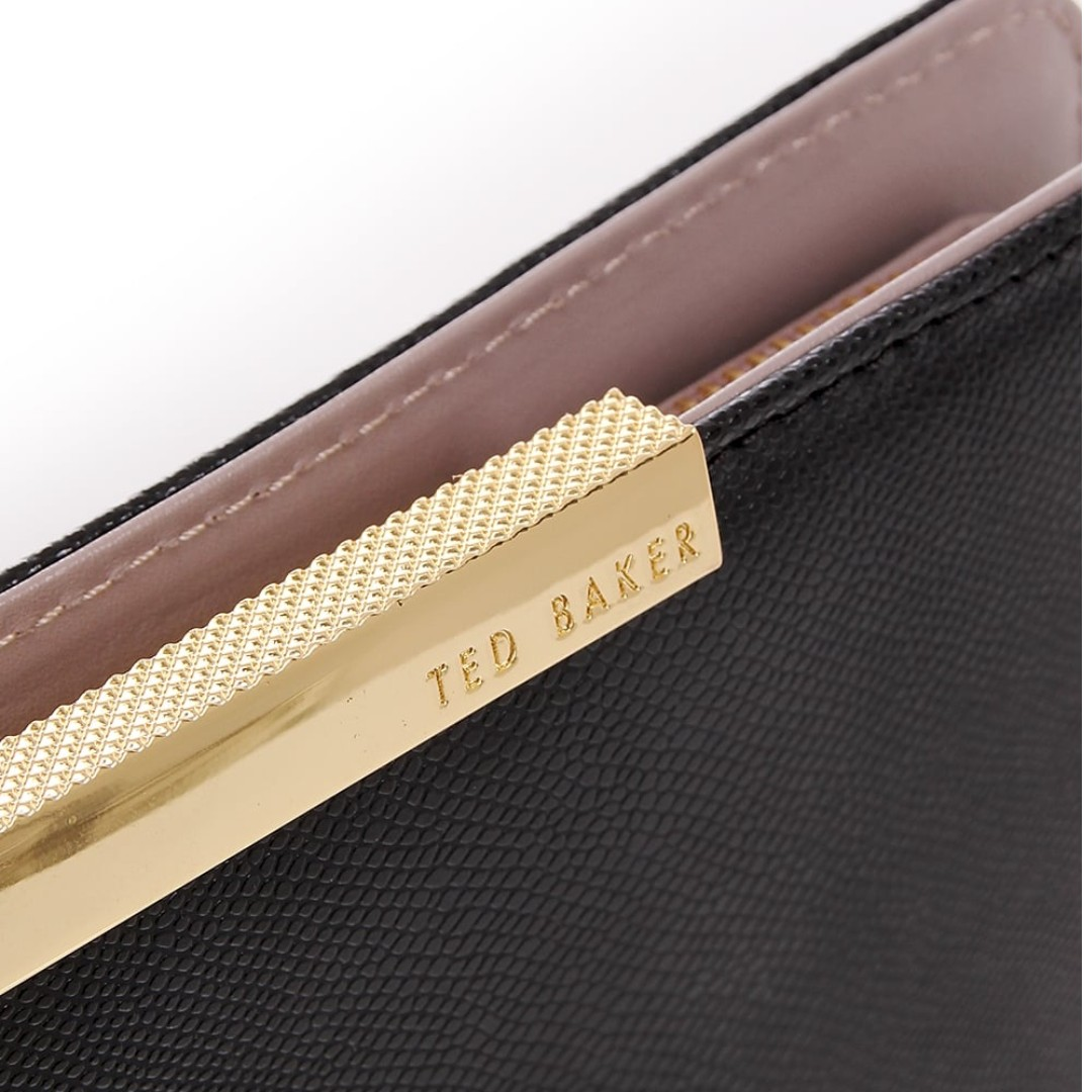 Ted Baker Leather Detail Wallet