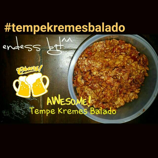 Tempe Kremes Balado