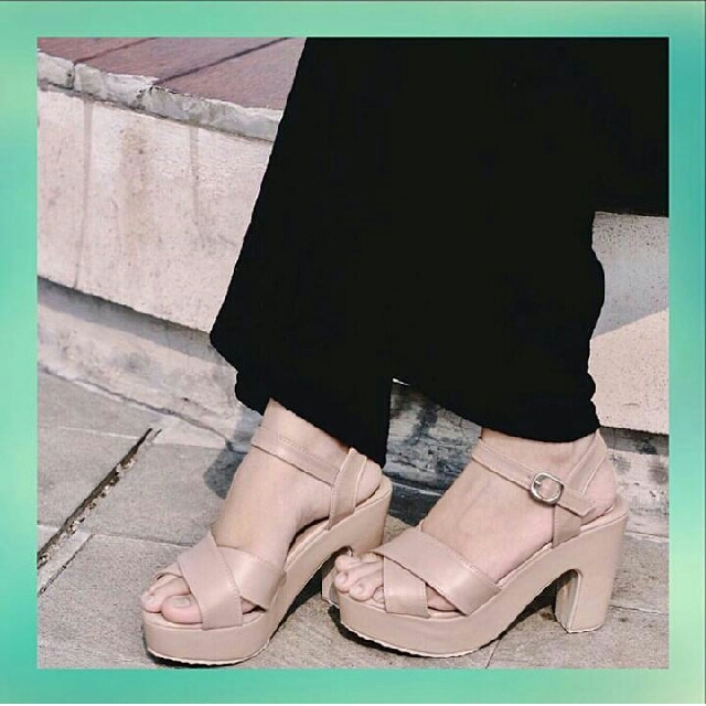 Teressa Wedges Mocca