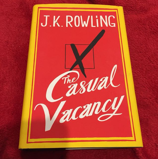 The Casual Vacancy by J. K. Rowling