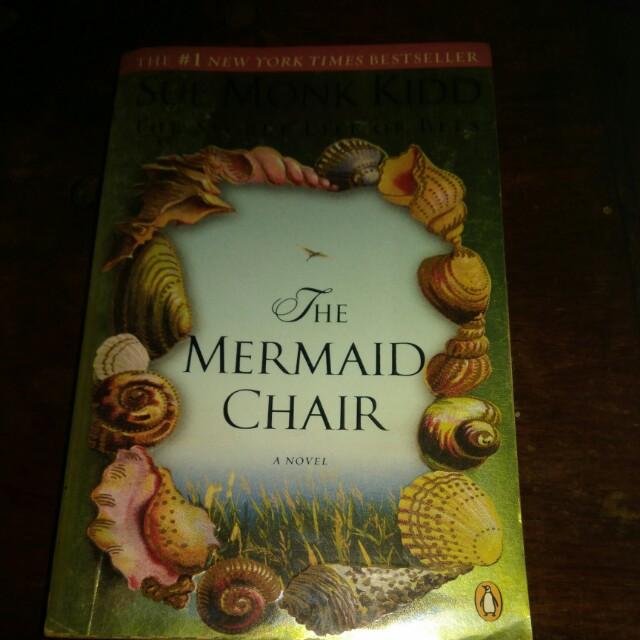 photo photo photo & The Mermaid Chair Sue Monk Kidd Books Books on Carousell