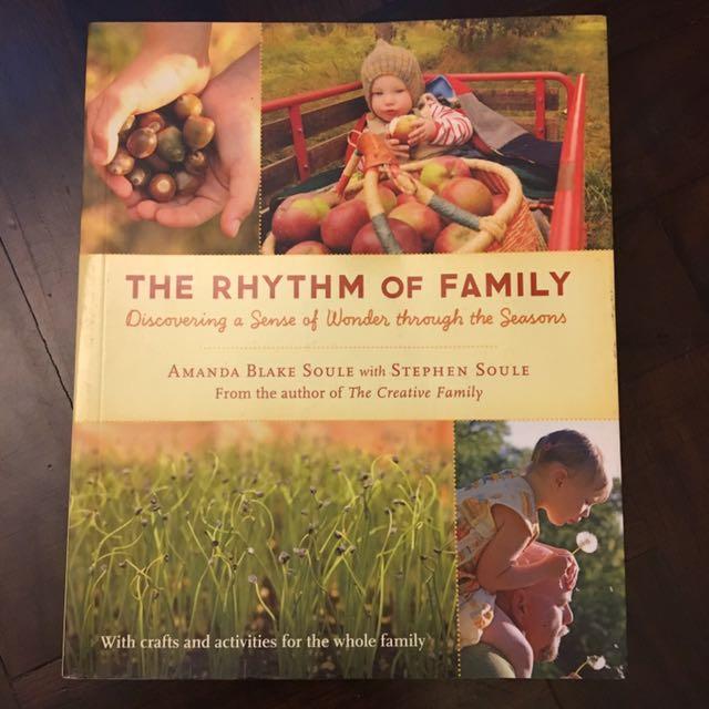 the rhythm of family discovering a sense of wonder through the seasons