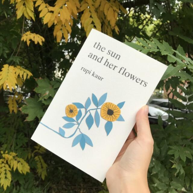 The Sun and Her Flowers by Rupi Kaur || PRE-ORDER