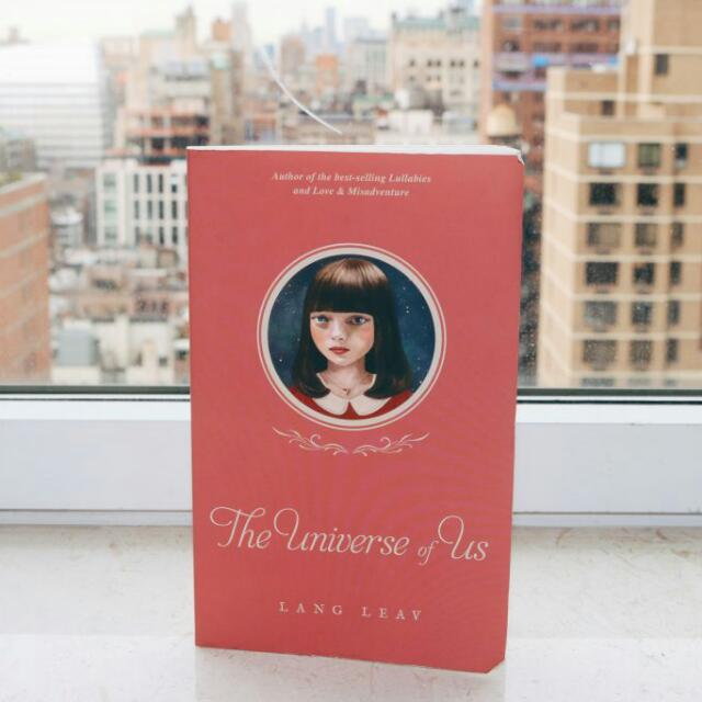 The Universe of Us by Lang Leav || PRE-ORDER