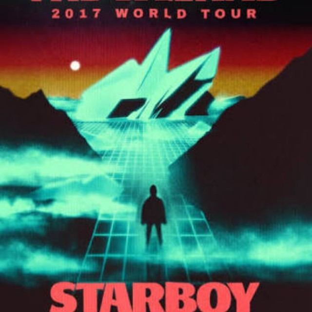 The Weeknd AUCKLAND Ticket