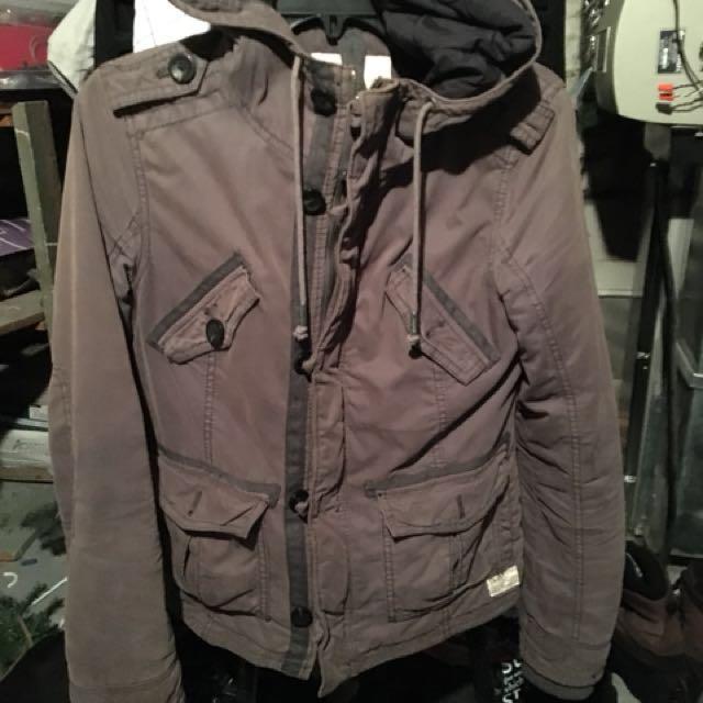 TNA Fall coat