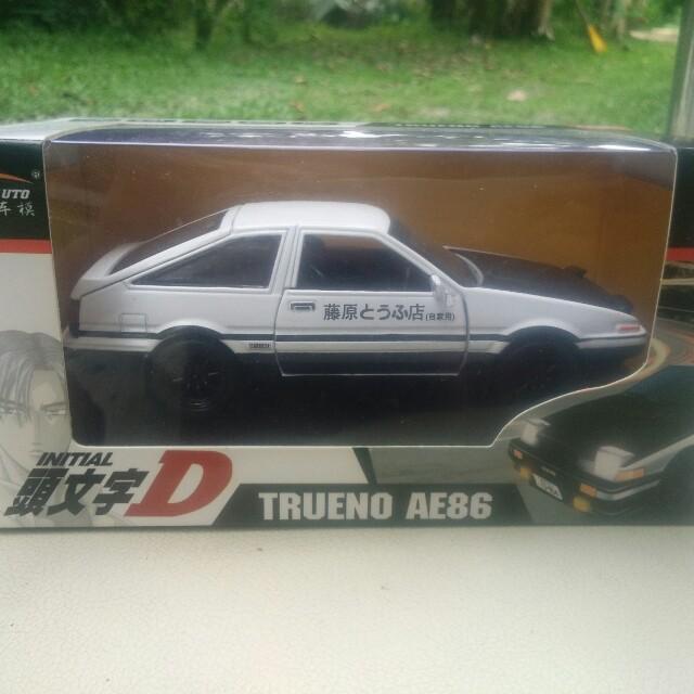 Trueno AE86 Initial D