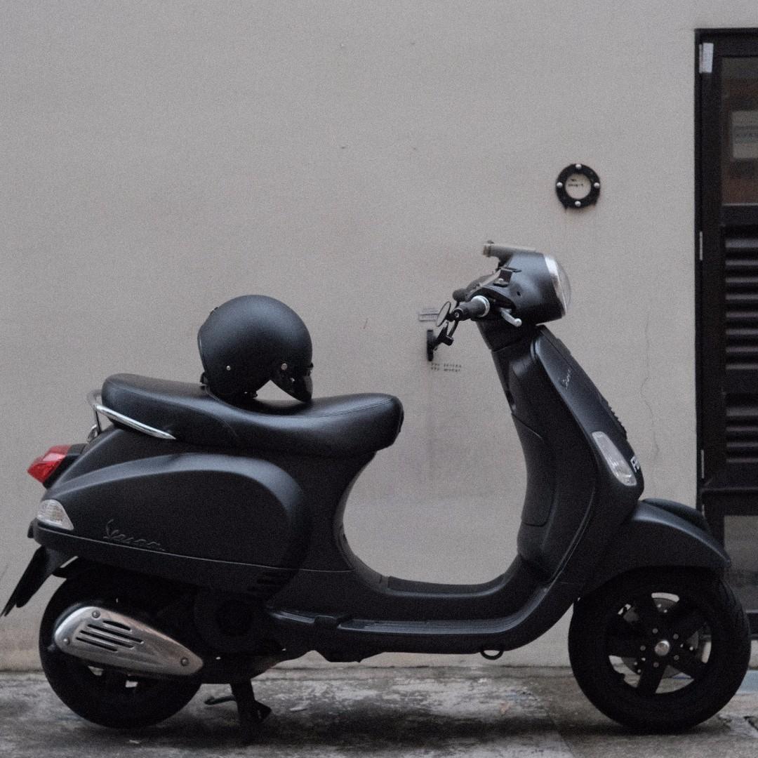 Vespa Motorbikes For Sale
