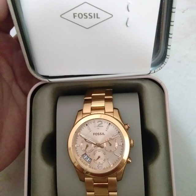 Watch authentuc fossil