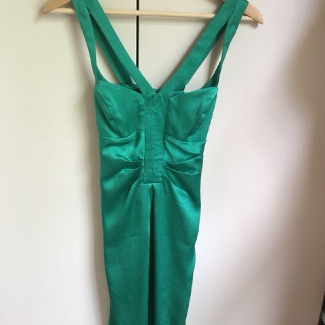 Wayne Cooper formal dress