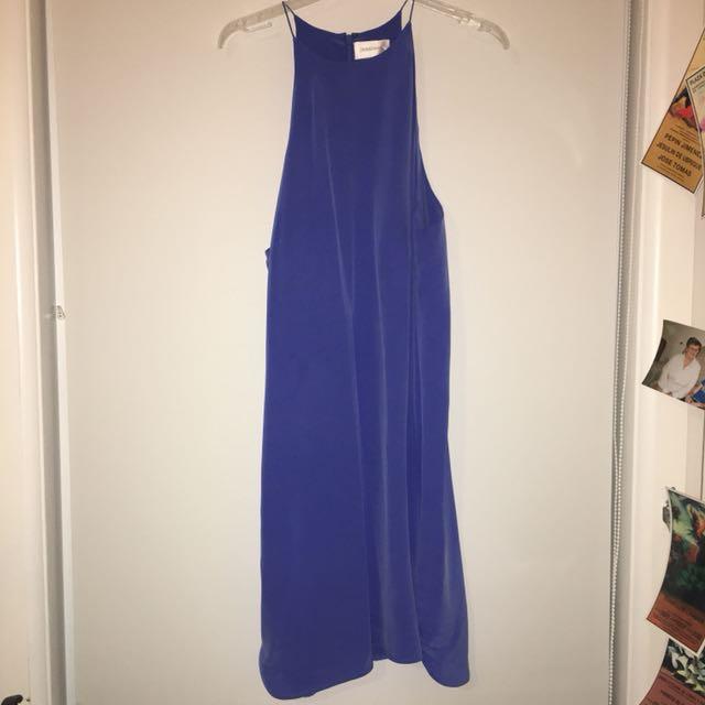 Zimmermann Blue cami dress