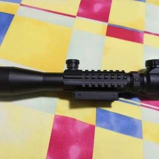 Bushnell 3 - 9X40EG sniper scope