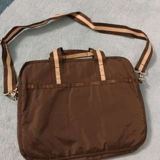 Price reduced! Authentic Lesportsac Laptop Bag