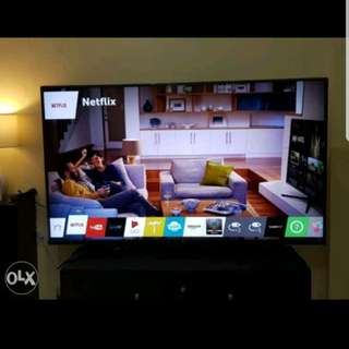 LG SMART TV 65 INCHES