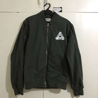 Palace Cripstop Bomber Olive Medium