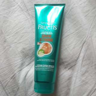 Garnier fructis fortifying hair mask!