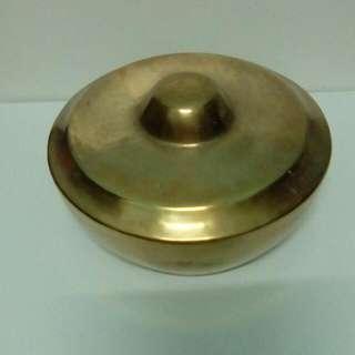 Gong Tembaga Antik