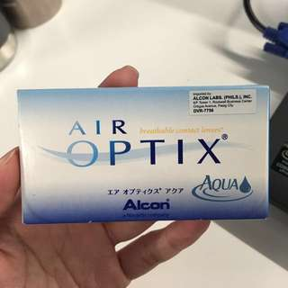 Air Optix Breathable Contact Lenses
