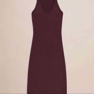 Brand new Aritzia Yasmin dress XS
