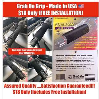 Grab On Grip - Made In USA 🇺🇸 $18