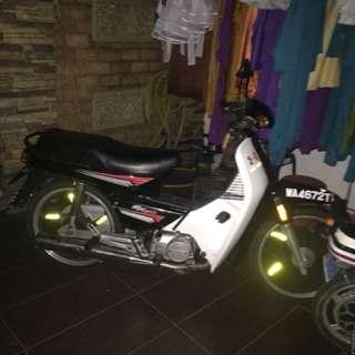Demak Ex90 Motorcycle
