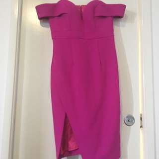 Sheike Diva Dress Size 12 in Pink