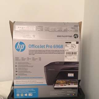HP OFFICE JET PRO 6968 PRINTER