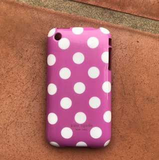 Spotted iPhone 3 case