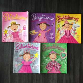 Pinkalicious Books Series For Budding Readers