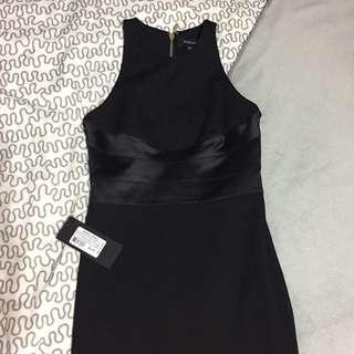 BNWT Marciano Black Dress