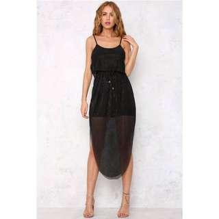 HELLO MOLLY - No Love Lost Midi Dress