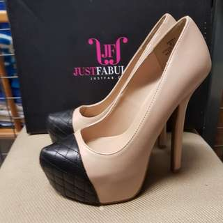 Chanel inspired  Heels
