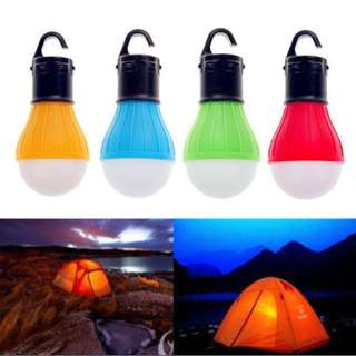 LED camping Tent Light Bulb Outdoor Accessories