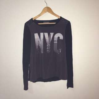 NYC Long Sleeve Shirt