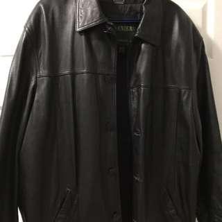 Men's Danier Leather Coat. $50 obo