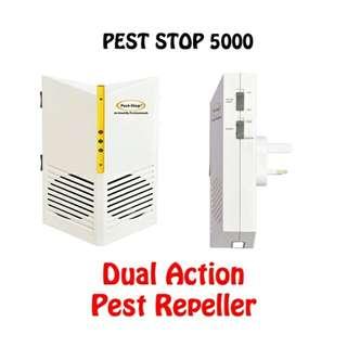 Pest Stop 5000 - Dual Action Pest Repeller