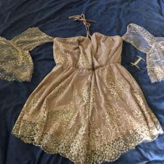 Beautiful play suit size 10