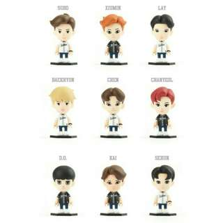 [PRE-ORDER] EXO (엑소) OFFICIAL GOODS - Figure / 피규어 + (FIRST LIMITED PHOTO)
