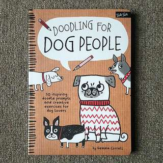 PRICE REDUCED Doodling For Dog People