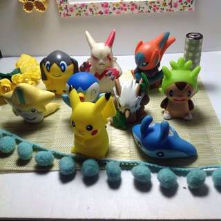 Pokemon set 2