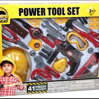 Play Tools And Accessories Set