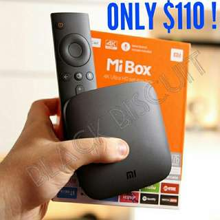 Android TV Box Xiaomi MiBox International S905X