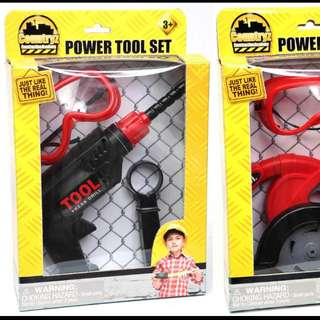 Friction Power Tool Set