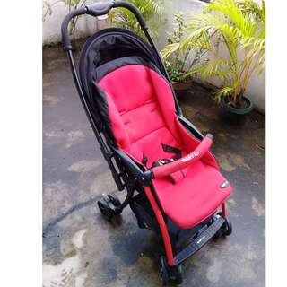 Baby First Stroller with Cover/Shield