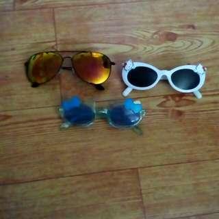 3 kacamata fashion