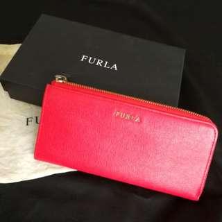 Furla Zipper Wallet