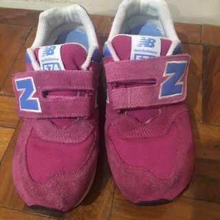 Repriced New Balance Kids Sneakers
