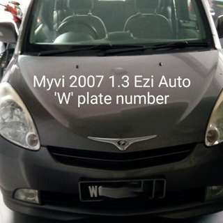 Myvi 2007 1.3 Ezi