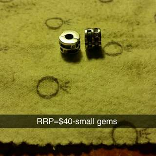 AUTHENTIC pandora spacers